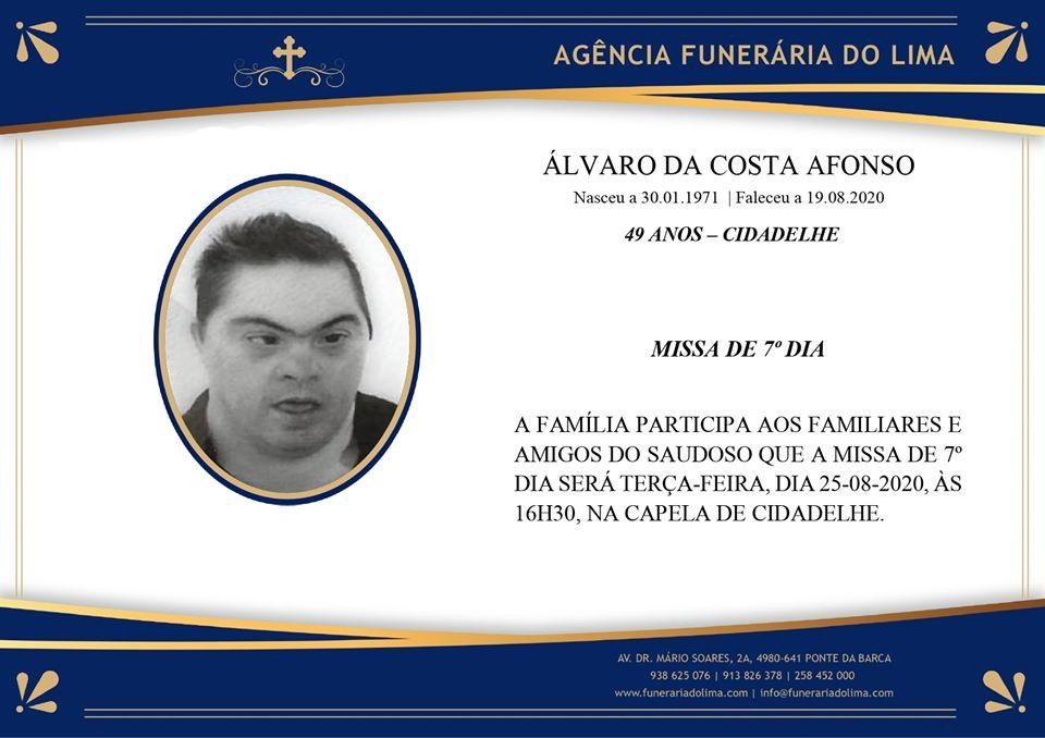 Álvaro Costa Afonso