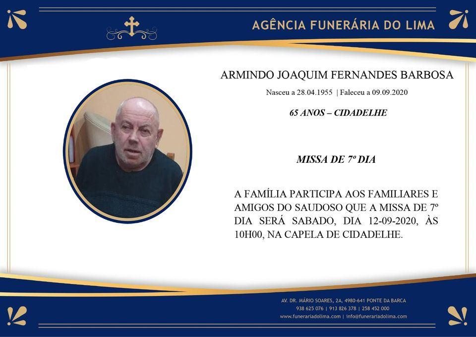 Armindo Joaquim Fernandes Barbosa