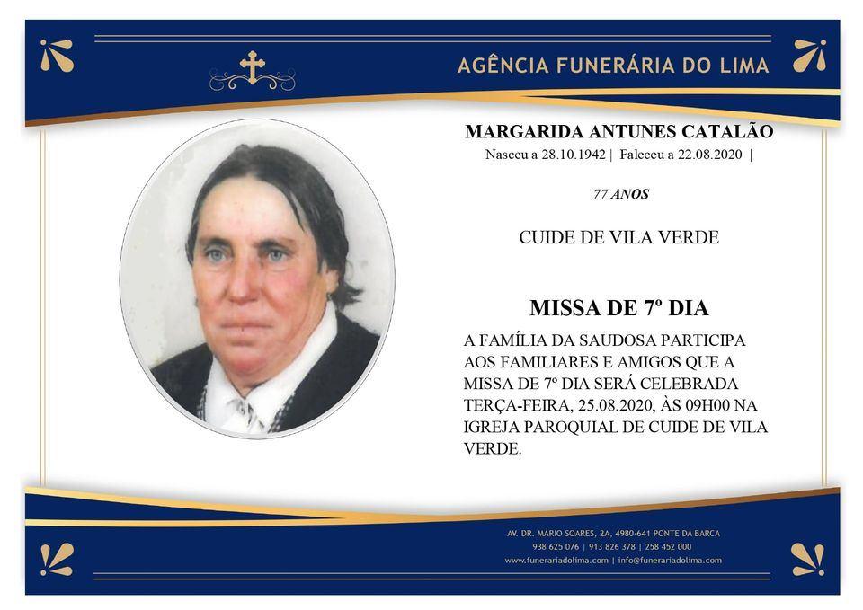 Margarida Antunes Catalão