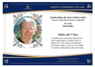 Margarida de Jesus Fernandes