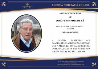 José Fernandes de Sá