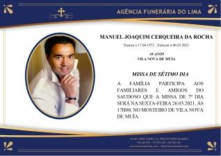 Manuel Joaquim Cerqueira Rocha