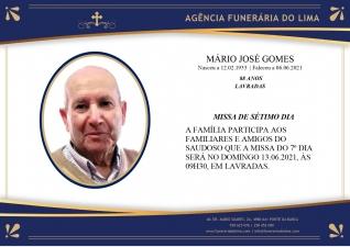 Mário José Gomes