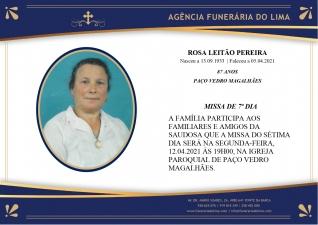 Rosa Leitão Pereira