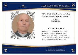 Manuel de Brito Sousa