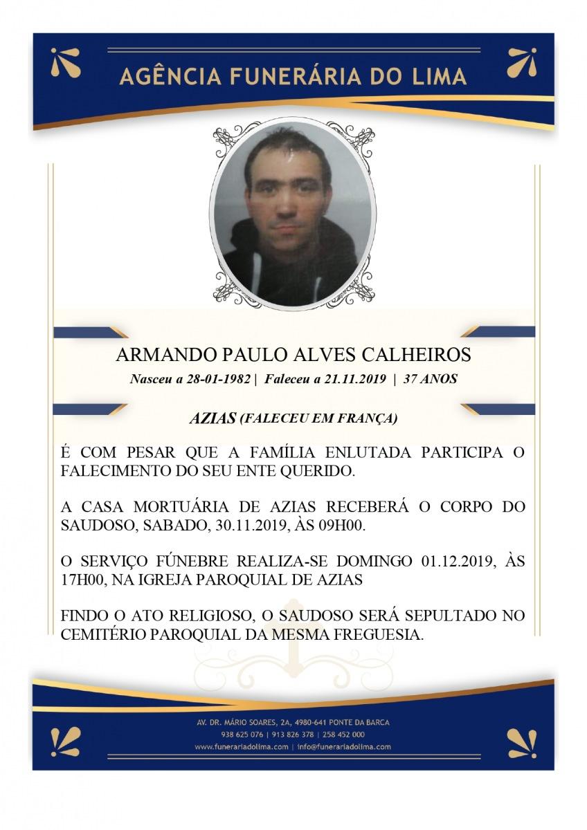 Armando Paulo Alves Calheiros