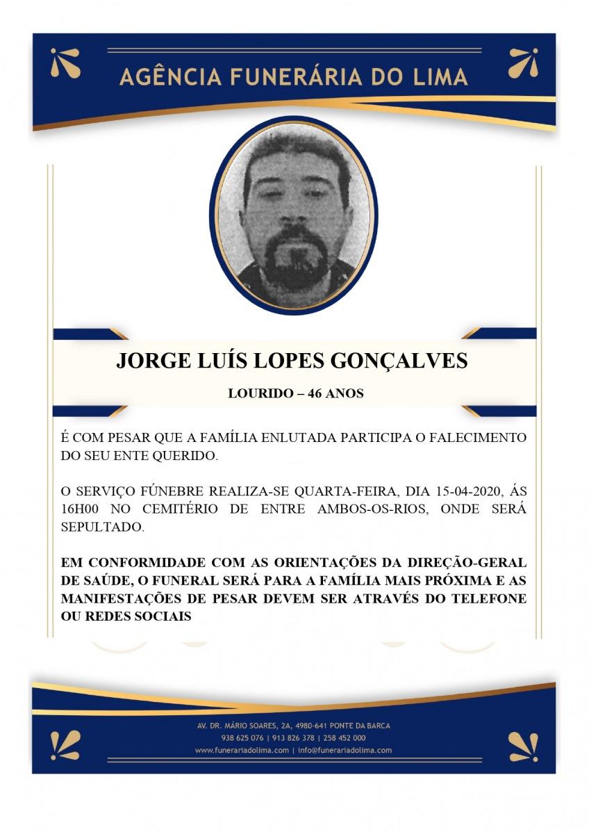 Jorge Luís Lopes Gonçalves
