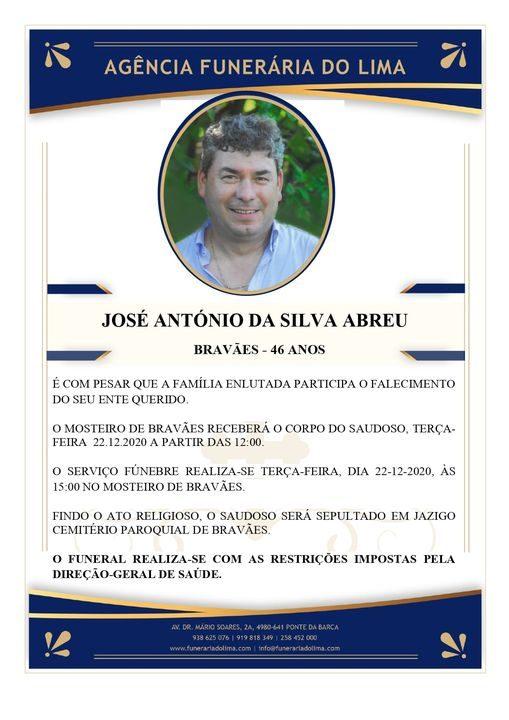 José António da Silva Abreu