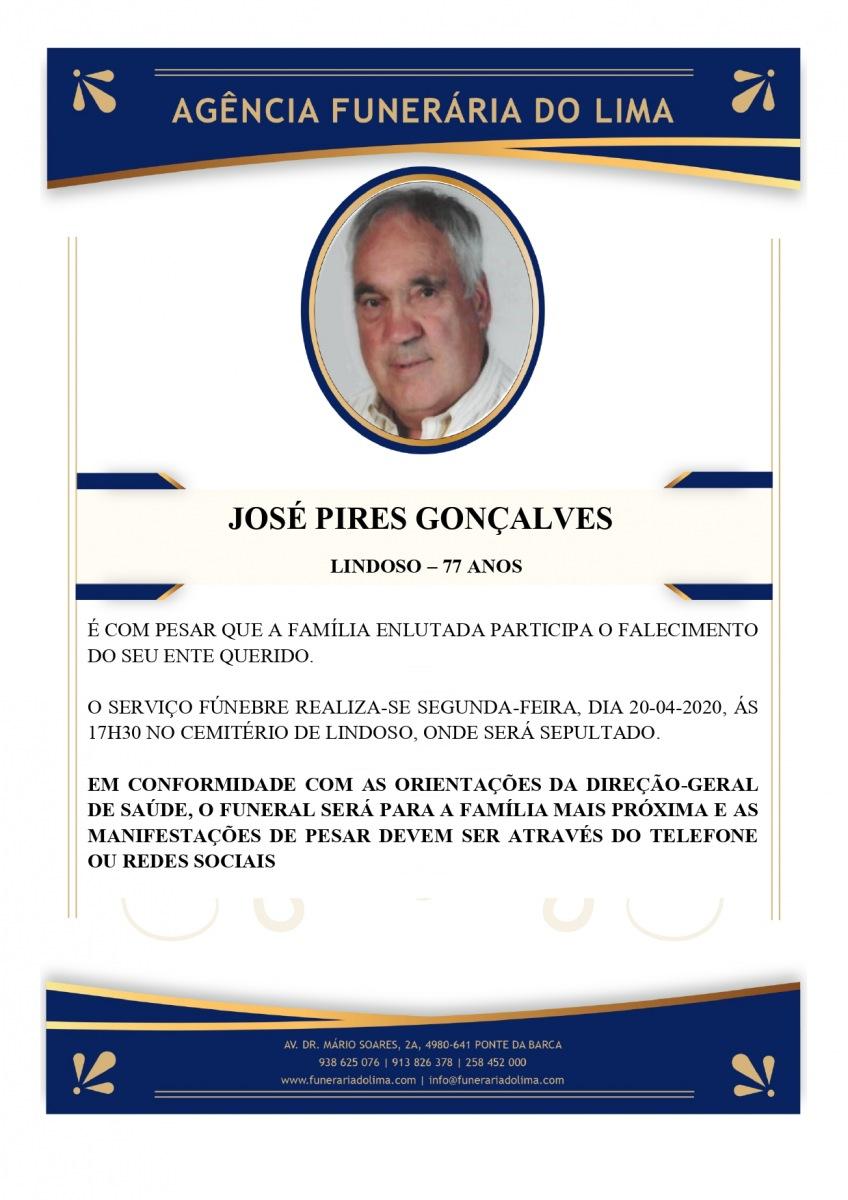José Pires Gonçalves