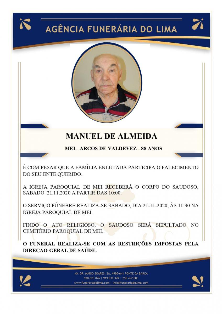 Manuel de Almeida