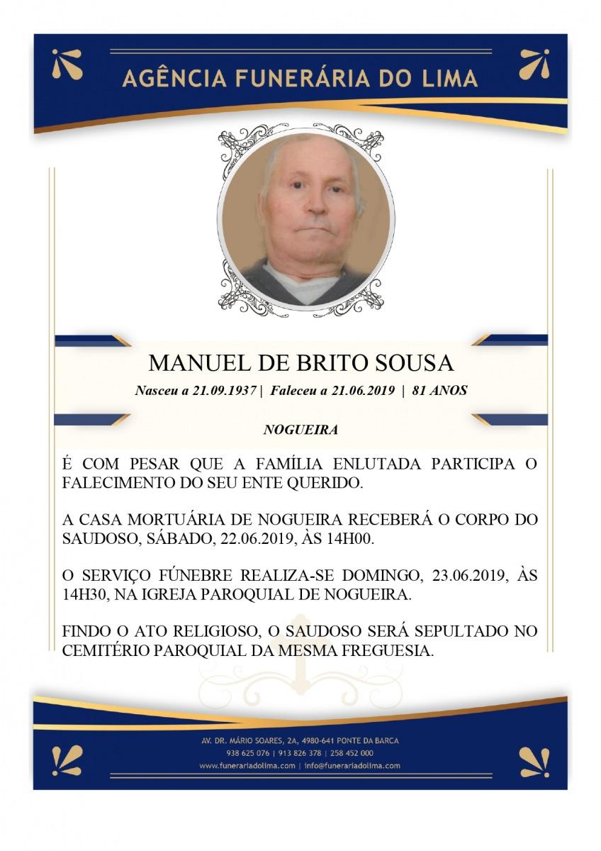 Manuel Sousa Brito