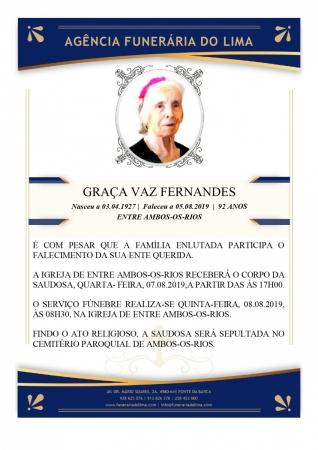 Graça Vaz Fernandes