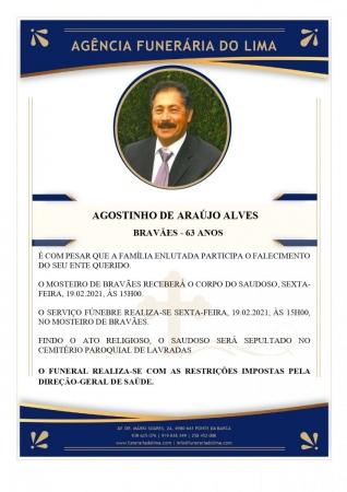 Agostinho de Araújo Alves