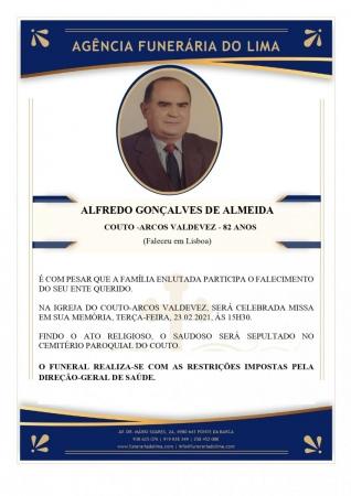Alfredo Gonçalves de Almeida