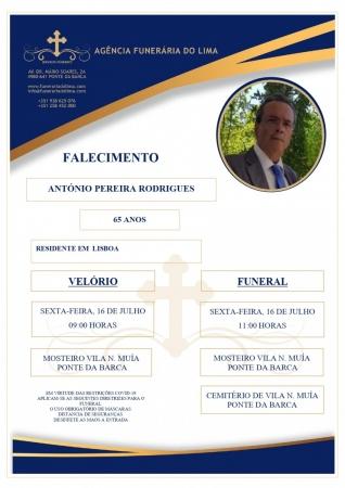 António Pereira Rodrigues