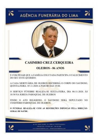 Casimiro Cruz Cerqueira