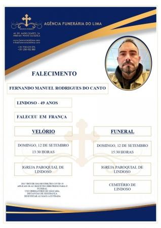 Fernando Manuel Rodrigues do Canto