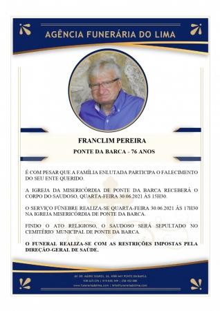 Franclim Pereira