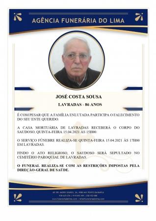 José Costa Sousa