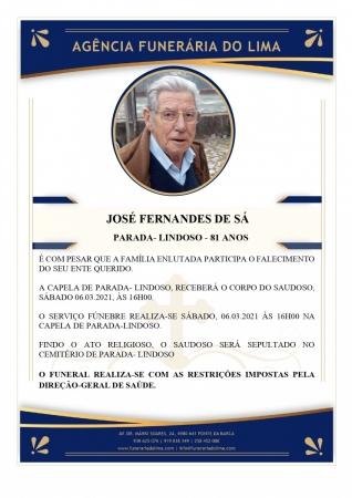 José Paredes de Sá