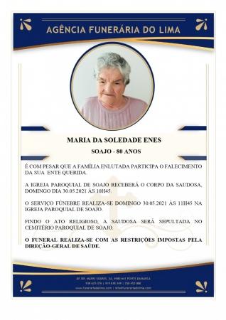 Maria da Soledade Enes