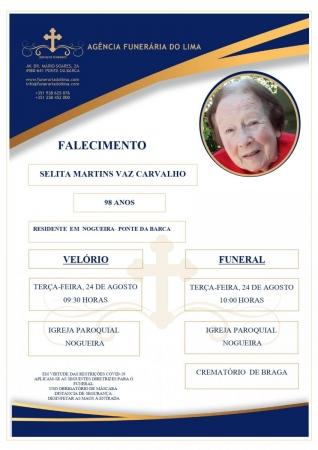Selita Martins Vaz Carvalho