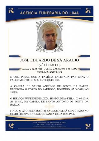 José Eduardo de Sá Araújo