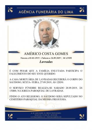 Américo Costa Gomes
